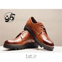 عکس کفش مجلسیکفش مردانه مجلسی چرم مدل  526
