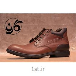 کفش مردانه مجلسی تمام چرم مدل 514