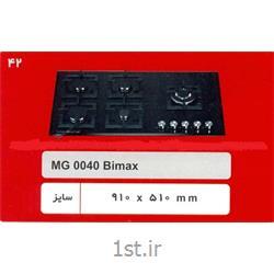 گاز رومیزی شیشه ای بیمکث MG0040