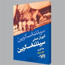 کتاب آموزش عملی سیلک اسکرین نوشتۀ مینا نوری