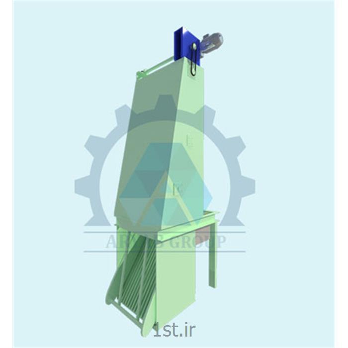 آشغالگیر مکانیکی آریاب مدل A_BS<