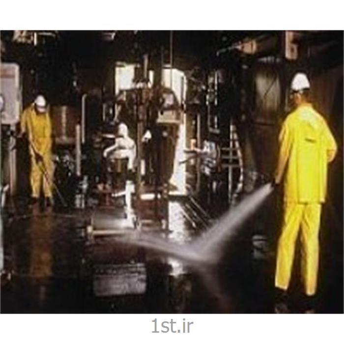 پاک کننده مواد روغنی صنعتی محتوی امولسیفایر- OIL CLEANER