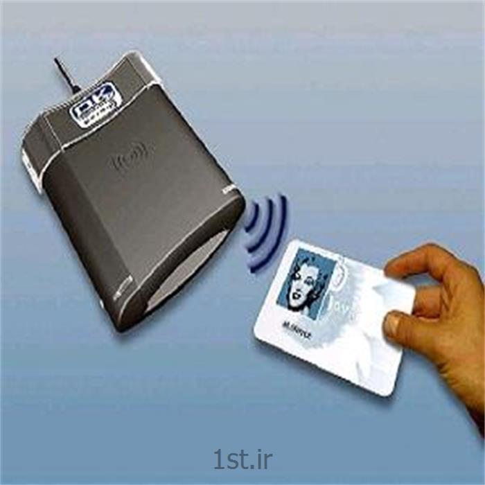 عکس کارت ورود و خروج (کارت حضور و غیاب)سخت افزار مبتنی بر کارت هوشمند Smart Card