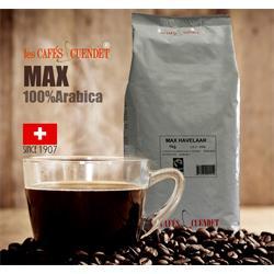 دانه قهوه یک کیلویی MAX