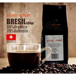 دانه قهوه نیم کیلویی BRESIL