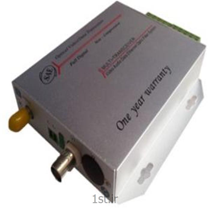 مبدل فیبر نوری 1 کانال ویدیو- SAE-1V-S