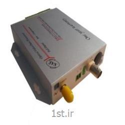 مبدل فیبر نوری 1 کانال ویدیو ، دیتا و صدا SAE-1V1bD1bA-S