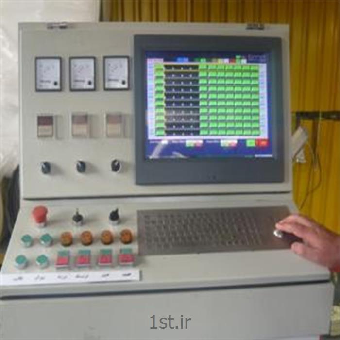 عکس ماشین آلات کمکی و جانبی بسته بندیپکیجهای مانیتورینگ PC دستگاههای وکیوم پلاستیک جایگزین PLC