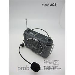 اسپیکر میکرولب مدل iQ-3