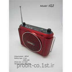 اسپیکر میکرولب مدل iQ-2