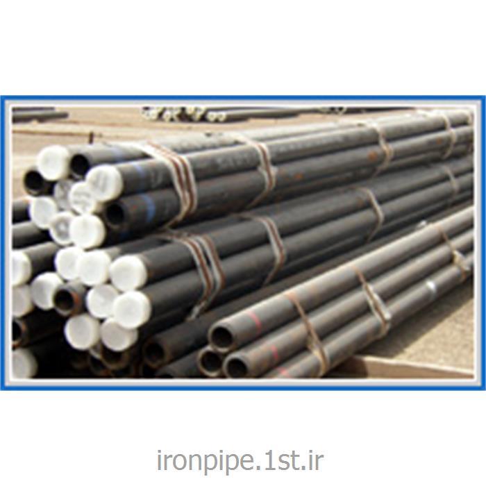 عکس لوله آهنیلوله فولادی بدون درز