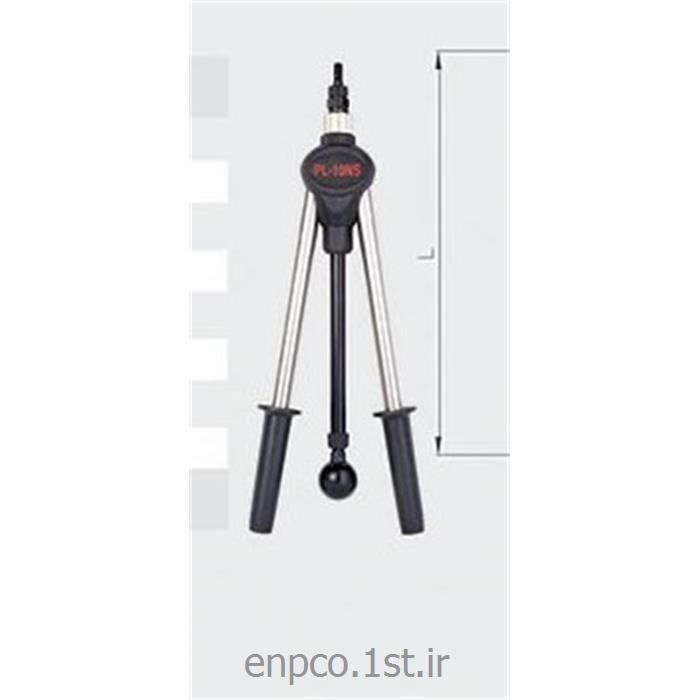 عکس ابزار و دستگاه پرچابزار جایگذاری مهره پرچی دستی اهرم دار PL10N سایز M5-M10