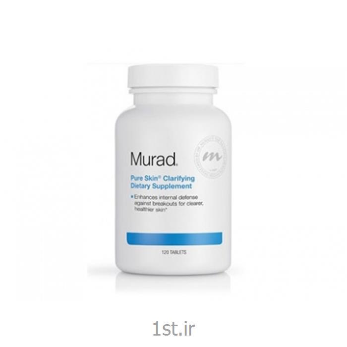 قرص پیور اسکین ضد آکنه دکتر مورد Dr Murad