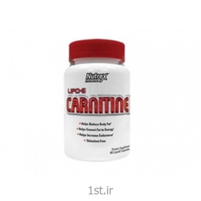 کپسول ال کارنیتین لیپو 6 نوترکس