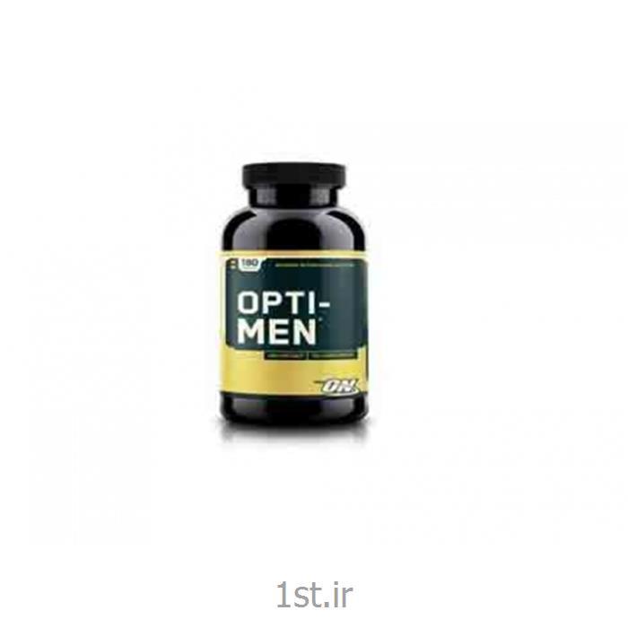 قرص مولتی ویتامین اپتی من (آقایان) اپتیموم نوتریشن