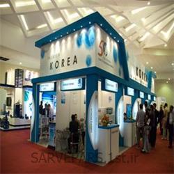 طراحی و ساخت غرفه سفارت کره جنوبی Kotra
