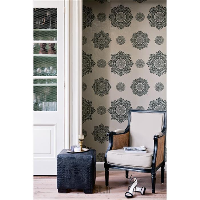 عکس کاغذ دیواری و دیوار پوشکاغذ دیواری کلاسیک مسکونی belmont