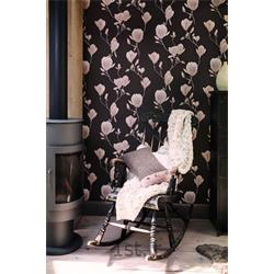 عکس کاغذ دیواری و دیوار پوشکاغذ دیواری مدرن اتاق نشیمن و پذیرایی Fleurie