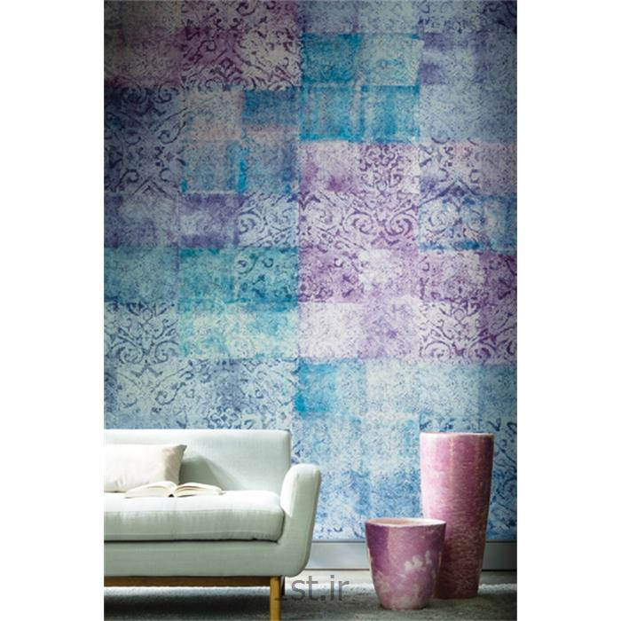 کاغذ دیواری مدرن شیک سه بعدی خاص waves