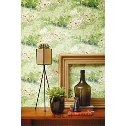 کاغذ دیواری مدرن گلدار برجسته van gogh
