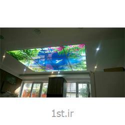 عکس پوشش سقفسقف های کاذب آسمان مجازی، مربع شکل