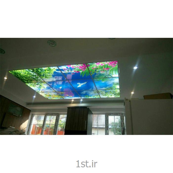 سقف های کاذب آسمان مجازی، مربع شکل