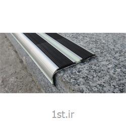 عکس قطعات پلکانترمز پله آلومینیومی لب پله