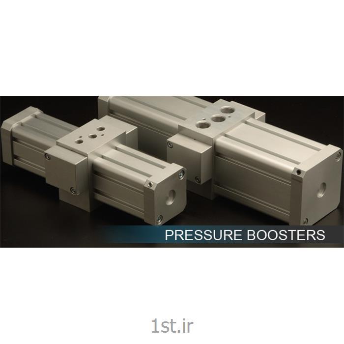 عکس قطعات پنوماتیکبوستر پنوماتیک فشار (Pressure pneumatic booster)