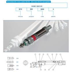 سیلندر پنوماتیک قلمی  mecfluid