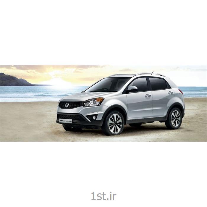 عکس خودرو صفر کیلومتراتومبیل نیو کوراندو (New Korando ) محصول جدید سانگ یانگ کره