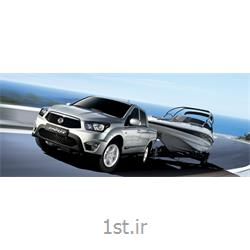 عکس خودرو صفر کیلومتراتومبیل اسپرت اکتیون NEW ACTYON SPORT محصول سانگ یانگ کره جنوبی 2013