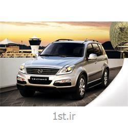 عکس خودرو صفر کیلومتراتومبیل REXTON (رکستون) خودروی 2013 محصول کره جنوبی