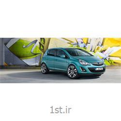 عکس خودرو صفر کیلومتراتومبیل هاچ بک اپل کورسا اتوماتیک آلمانی 1400 cc