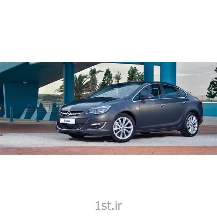 عکس خودرو صفر کیلومتراتومبیل اتومات اپل آسترا محصول سال 2014 آلمانی OPEL ASTRA 1600cc turbo