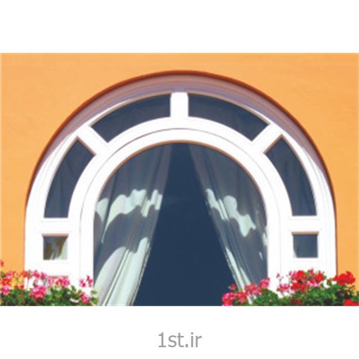 پنجره قوس، خم و زاویه دار