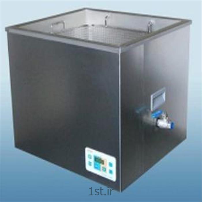 عکس تمیز کننده ( پاک کننده ) التراسونیک تمیز کننده صنعتی التراسونیک