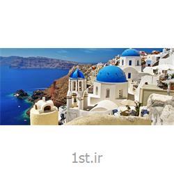 تور یونان ( 3 شب سانتورینی + 5 شب آتن)