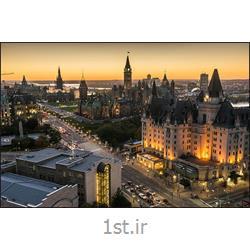 تور 15 روز  کانادا با پرواز لوفت هانزا