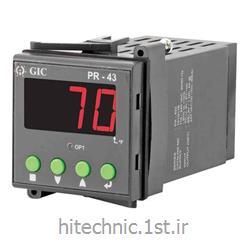 کنترل دما سری PR43 جی ای سی gic