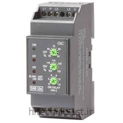 رله های حفاظتی و کنترل فاز سری SM500 جی ای سی gic