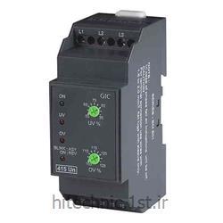 رله های حفاظتی و کنترل فاز سری SM501 جی ای سی gic