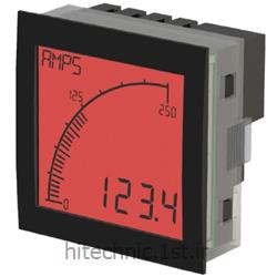 نمایشگر ولتاژ جریان فرکانس دیجیتال با قابلیت کنترل جی ای سی gic
