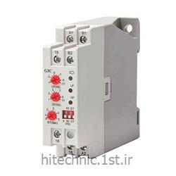 رله حفاظتی کنترل فرکانس سری PD225 جی ای سی gic