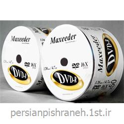 عکس نوار و سی دی ( cd ) خامدی وی دی خام مکسیدر (Maxeeder DVD)