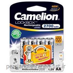 عکس باتری (باطری) قابل شارژباتری قابل شارژ کملیون - Camelion