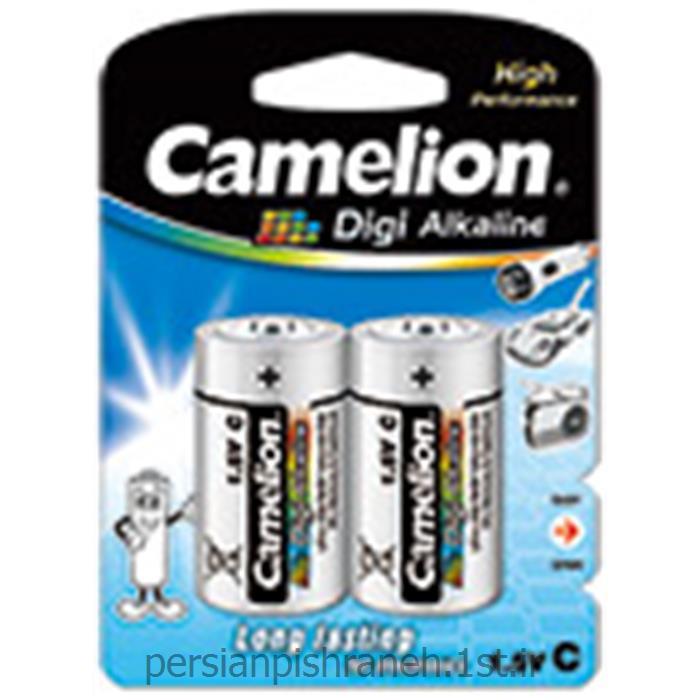 عکس باتری (باطری) خشکباتری غیر قابل شارژ کملیون - Camelion