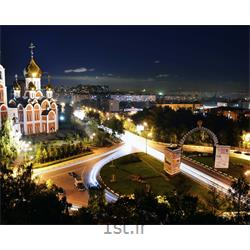 تور روسیه 4 شب مسکو و 3 شب سنت پترزبورگ