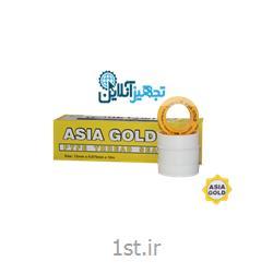 نوار تفلون آسیا گلد زرد ده متری
