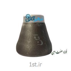 تبدیل مارکدار درزدار سایز ۳/۴*۱,۱/۴ اینچ فولاد صنعت امین