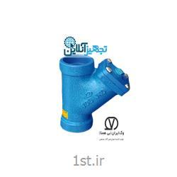 شیر صافی دنده ای چدنی PN۱۶ سایز ۱/۲ اینچ وگ ایران بی همتا